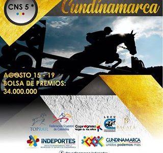 Concurso Nacional de Salto CSN5*